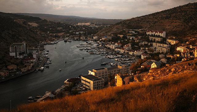 Балаклава. Крым. Архивное фото