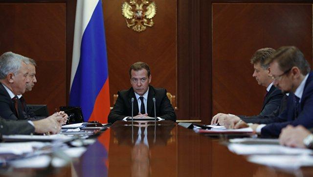 Медведев выразил уверенность вдальнейшем понижении ставок поипотеке