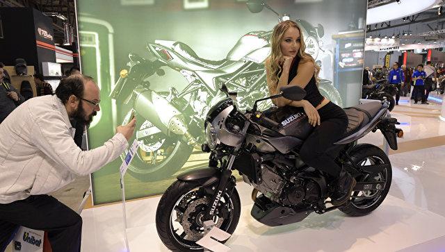 Международная выставка мотоспорта EICMA MOTO в Милане
