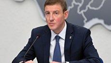 Секретарь Генерального совета Единой России Андрей Турчак. Архивное фото