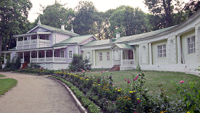 Музей-усадьба И.С. Тургенева