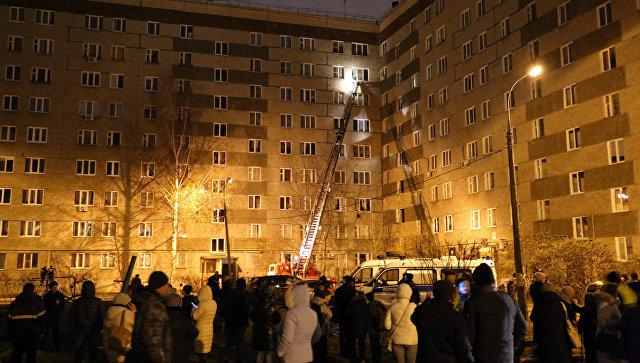 Свидетели поведали опервых минутах после обрушения части дома вИжевске
