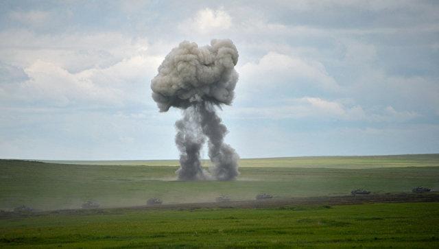 Офицер и контрактник погибли при взрыве боеприпаса в Забайкалье
