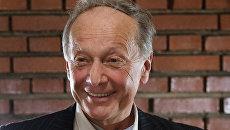 Писатель и сатирик Михаил Задорнов