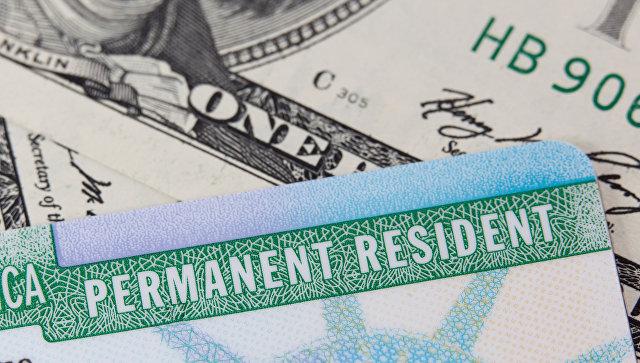 Власти США подготовили инициативу по ужесточению выдачи грин-карт мигрантам