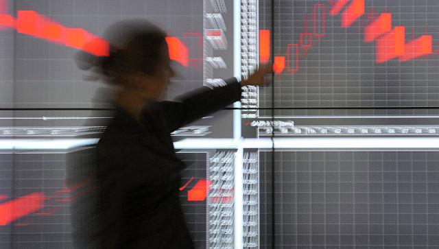 Работа офиса фондовой биржи
