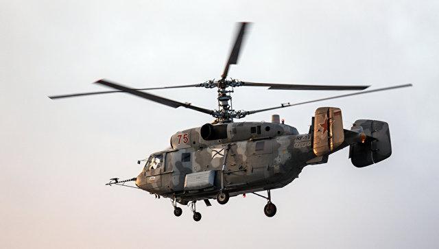 Вертолет Ка-29. Архивное