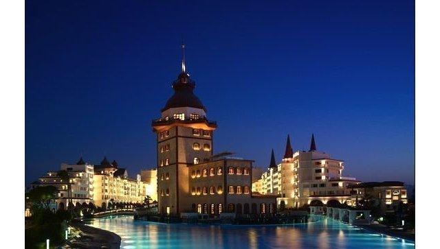 Бассейн Mardan Palace