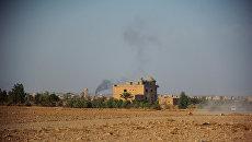 Ситуация в Дейр-эз-Зоре, Сирия. Архивное фото
