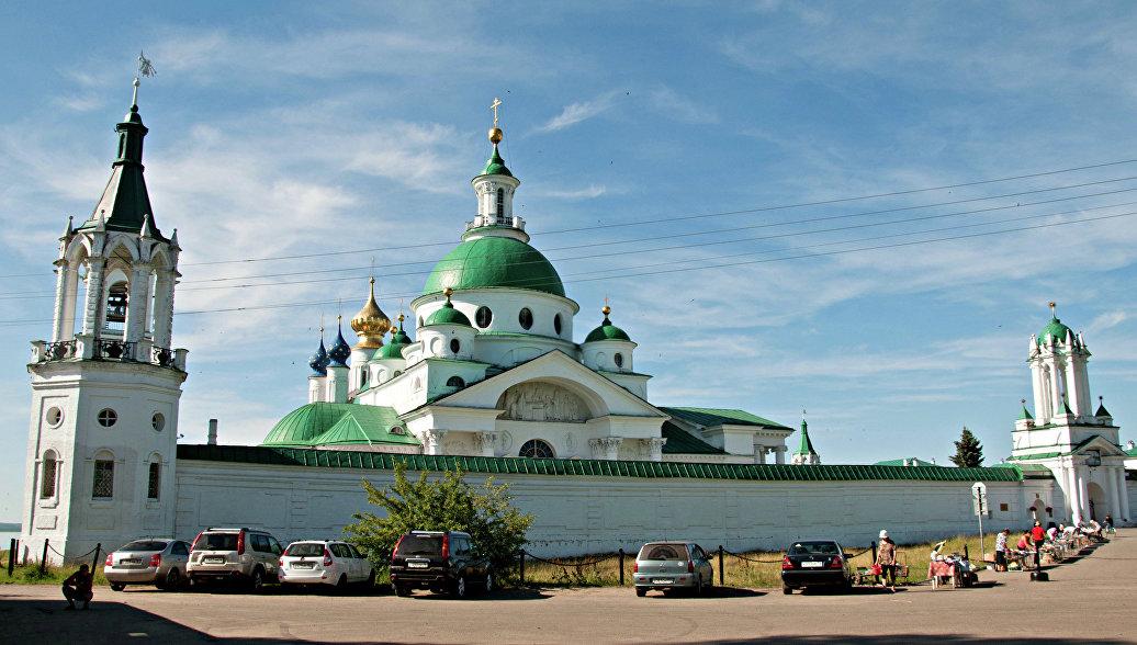 Ростов великий, жемчужина Золотого Кольца