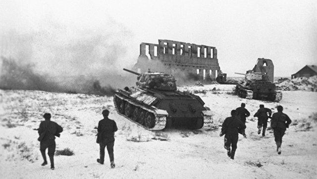 Прорыв вопреки— Контрнаступление под Сталинградом