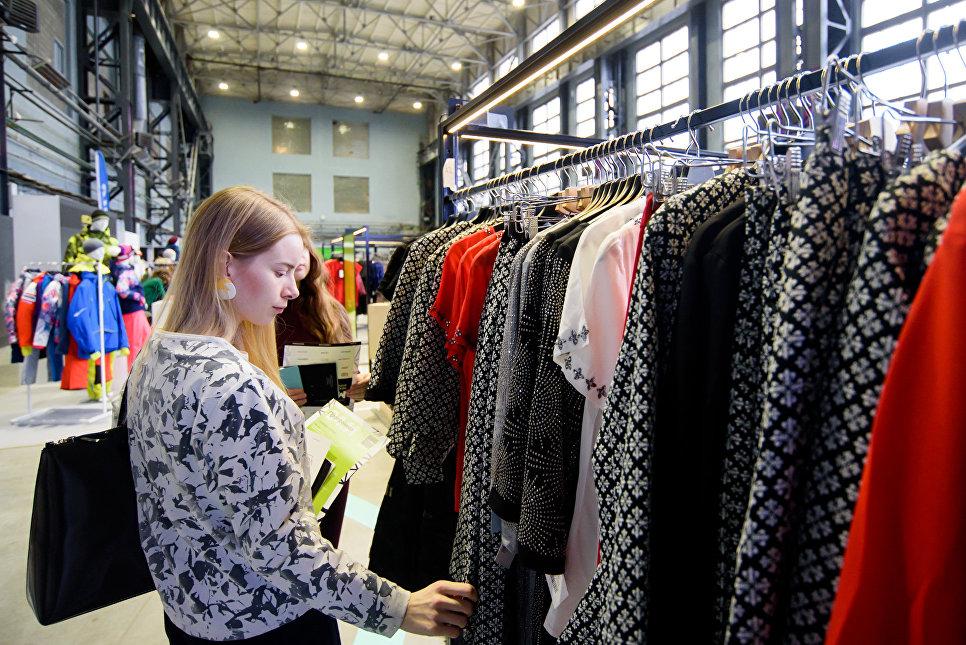Международный форум моды в Санкт-Петербурге