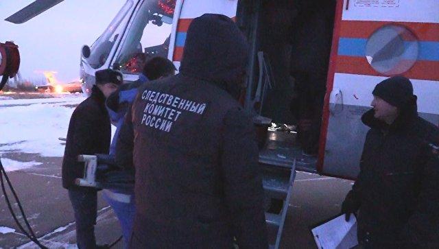Выжившая вавиакатастрофе под Хабаровском девочка мчалась  кбабушке