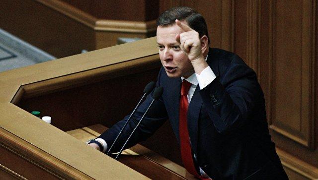 Олег Ляшко. Архивное фото