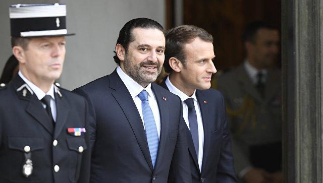 Французские власти могут провести в Париже международную встречу в поддержку Ливана