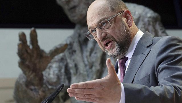 Шульц отказался войти в новое коалиционное правительство Германии