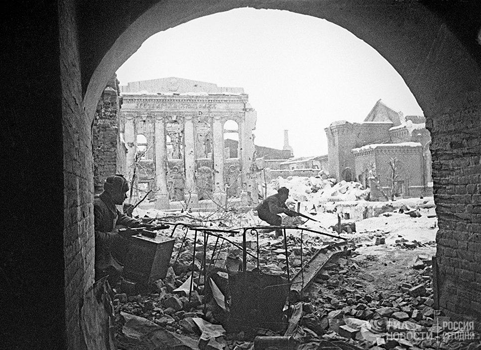 настоящее фото города в руинах вов находится