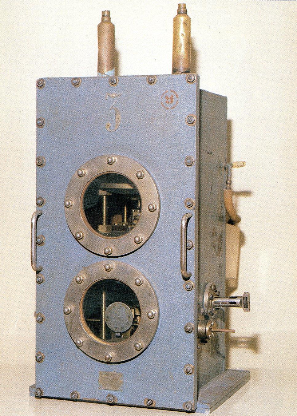 Молекулярный квантовый генератор (мазер).