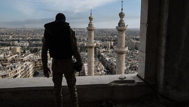 Сирия. Архивное фото. Архивное фото