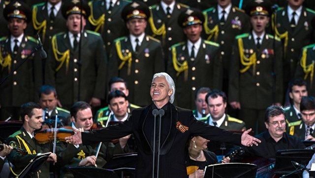 Гендиректор фонда Образцовой назвала Хворостовского олицетворением России
