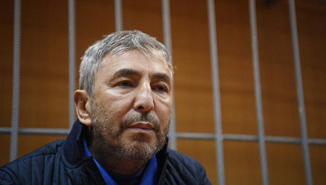 Застрельбу вотеле уКремля Джабраилов заплатит штраф вполмиллиона руб.