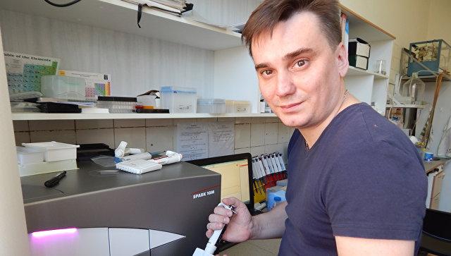 Константин Белосудцев, биофизик из ИТЭБ РАН