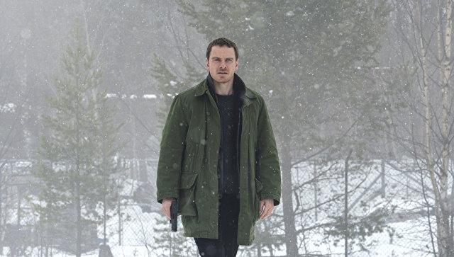 Кадр из фильма Снеговик