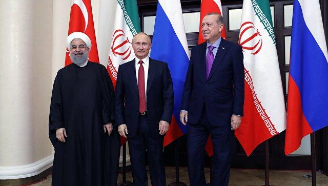Роухани: некоторые державы прибегают к терроризму для достижения целей