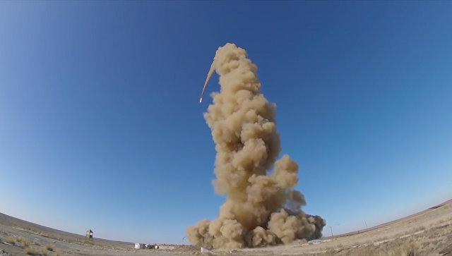 Щит Москвы в действии: испытание модернизированной системы противоракетной обороны