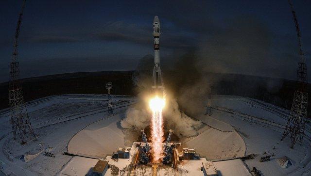 ВАмурской области беспилотники ищут упавшие ступени ракеты «Союз-2.1б»