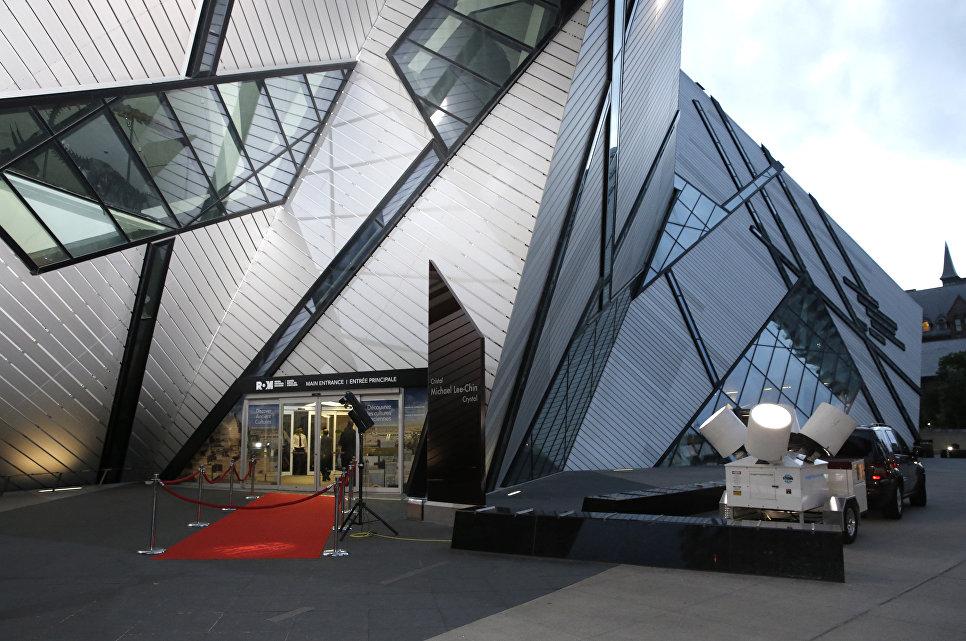 Королевский музей Онтарио, Торонто, Канада