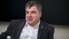 Константин Новоселов, лауреат Нобелевской премии по физике 2010 года