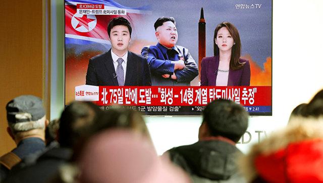 Coreia do Norte: — Novo míssil coloca área continental dos EUA no alcance de armas nucleares