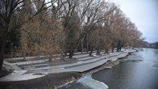 Набережная реки Везелки в Белгороде