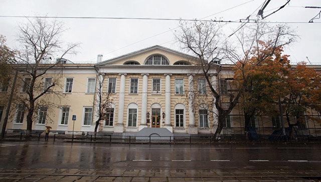 Главный военный клинический госпиталь имени Бурденко