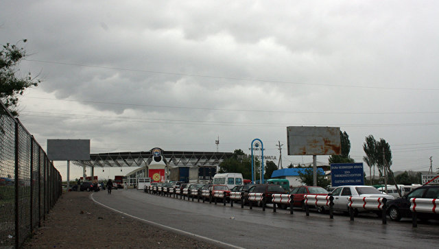 Казахстан перейдет на обычный вариант охраны границы с Киргизией