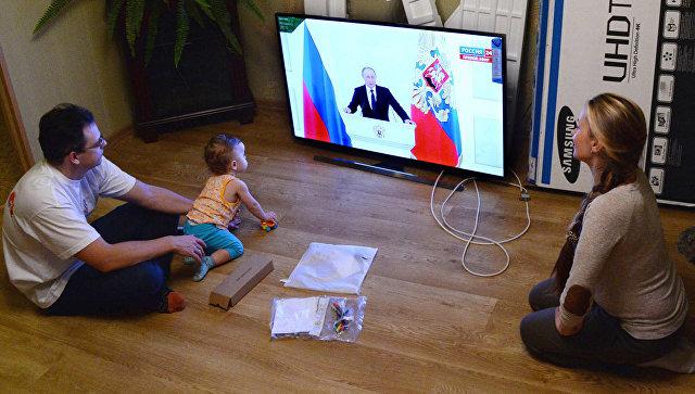 В Российской Федерации взят курс наулучшение демографической политики