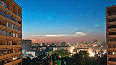 Ночное небо над Лефортово