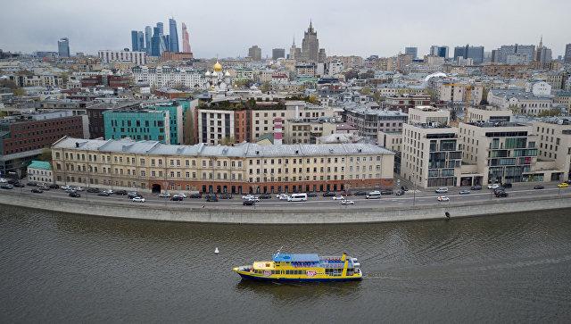 Гостиничный комплекс наПречистенской набережной достроят к 2019г.