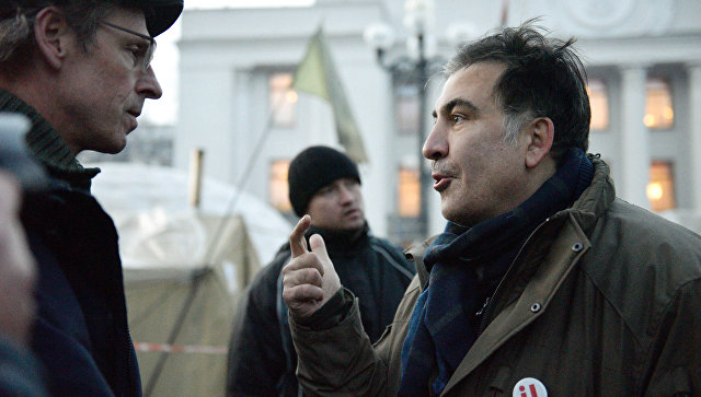 Избрание меры пресечения Саакашвили может состояться 11декабря,— адвокат