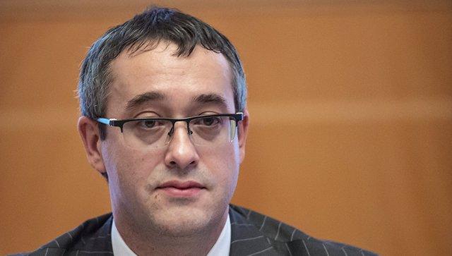 Председатель Московской городской думы Алексей Шапошников. Архивное фото