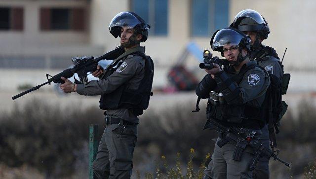 Палестинец сбил израильских военных на Западном берегу реки Иордан