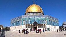 Мечеть аль-Акса в Иерусалиме. Архивное фото