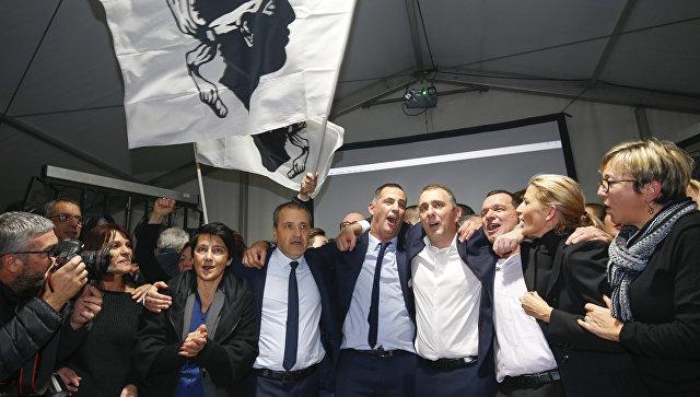 Корсиканцы пренебрегают 2-ой тур парламентских выборов