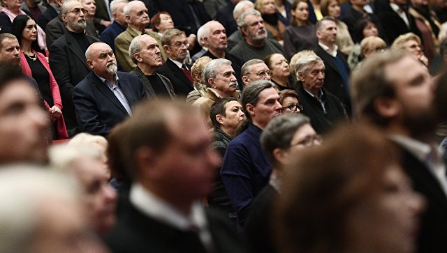 Никита Михалков переизбран председателем Союза кинематографистов РФ