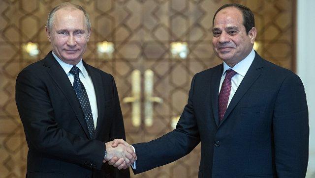Подписаны акты овступлении всилу контрактов построительству АЭС вЕгипте