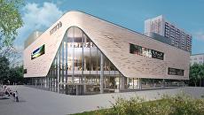 Проект реконструкции кинотеатра Витязь