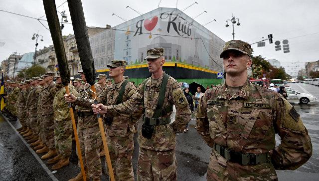 Рада разрешила иностранным военным участвовать в учениях на Украине