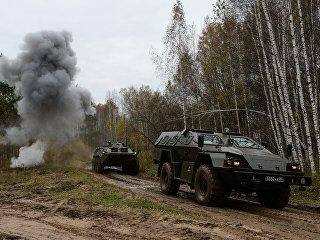 Учения с Новосибирской ракетной дивизией РВСН. Архивное фото