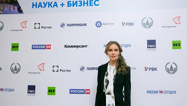 Наталья Попова, первый заместитель генерального директора компании Иннопрактика